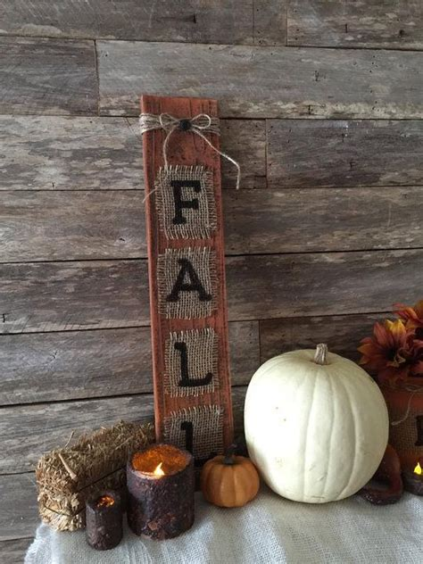 wooden fall decor fall decor rustic fall wood pallet sign by country