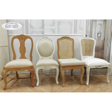 sedie in stile provenzale sedia shabby chic clarissa 2 sedie