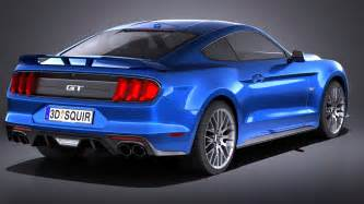ford mustang gt 2018 studio squir