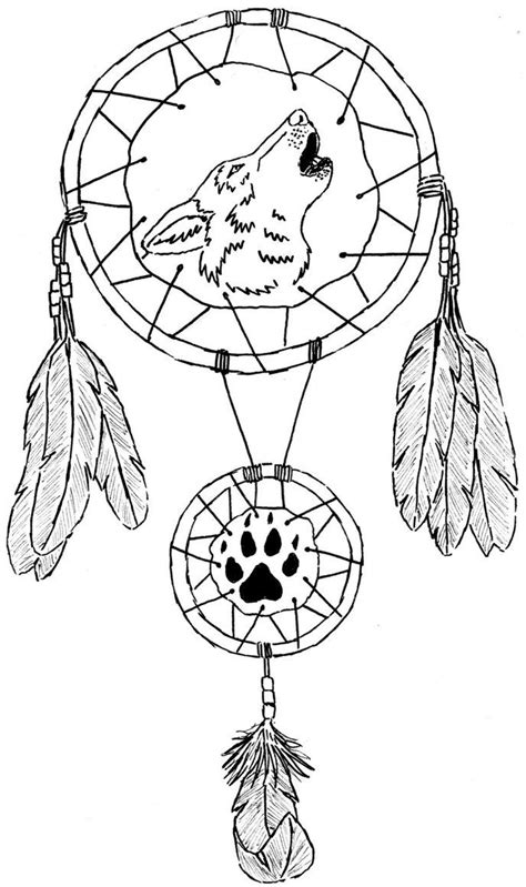 free coloring pages dream catcher 24 best images about dreamcatcher coloring pages on