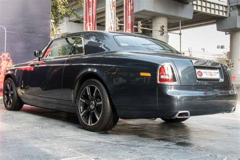 rolls royce phantom blue 2009 used rolls royce phantom coupe for sale in delhi