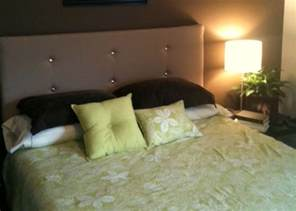 making your own headboard how to make a contemporary upholstered headboard for under