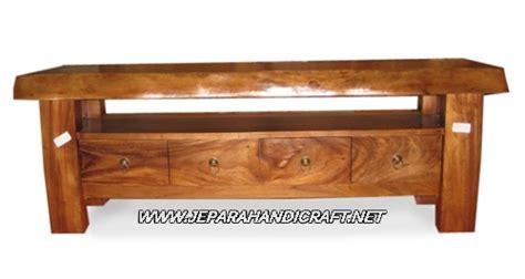 Rak Tv Solid best seller rak tv minimalis solid wood 4 laci harga murah