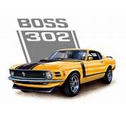 1970 Ford Mustang Boss 302 Images Specs Interior  Cars