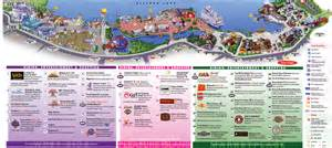downtown disney map disney secrets