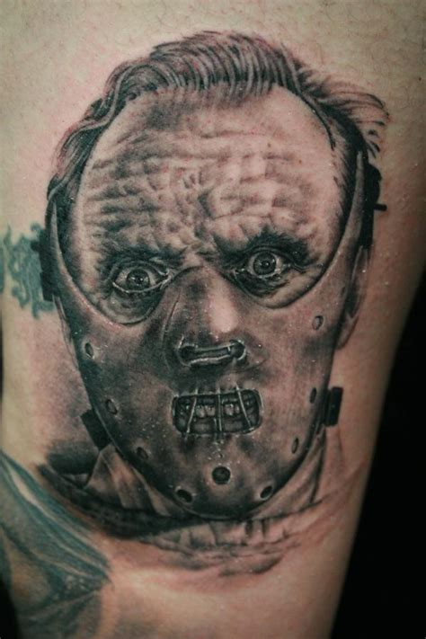 horror movie tattoos designs 25 horror villain tattoos that will give you nightmares