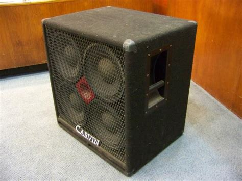 carvin rl410t 4x10 bass speaker cabinet reverb