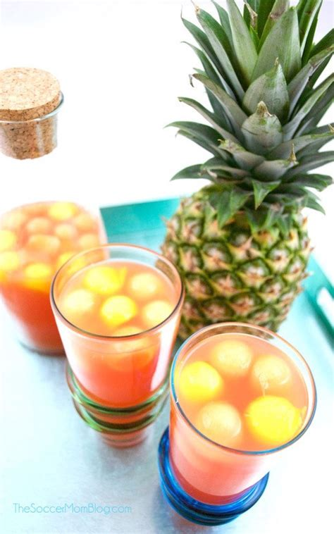 fruit 66 tropical punch tropical rum punch with frozen fruit quot quot easy