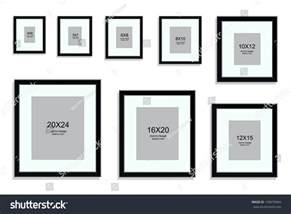 standard sizes poster standard frame sizes pictures to pin on pinterest