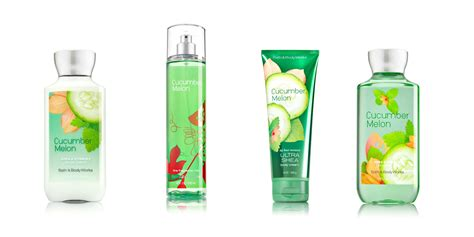 Bath And Works bath works is bringing back 90s fragrances for a limited time starting with cucumber