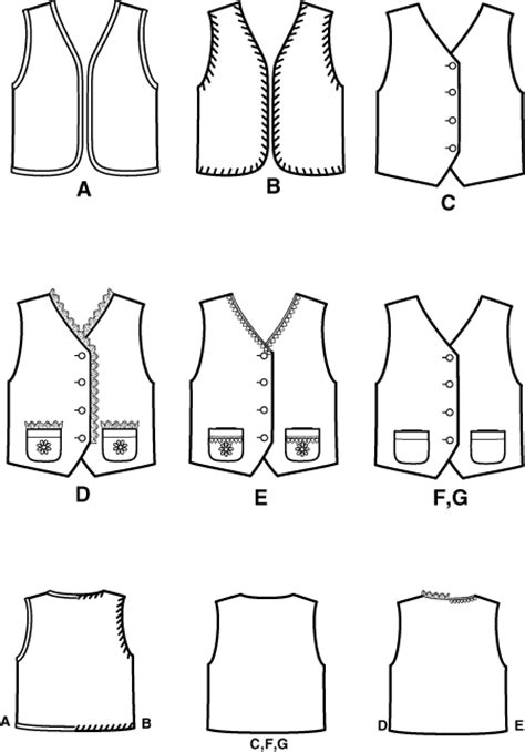 printable baby vest pattern unisex child vest pattern hobbit party pinterest