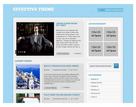 theme wordpress free download 2015 15 best free wordpress themes respsonsive download 2015