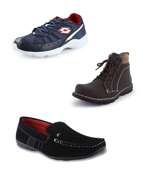 lotto blue sport shoes shoe combo price in india buy
