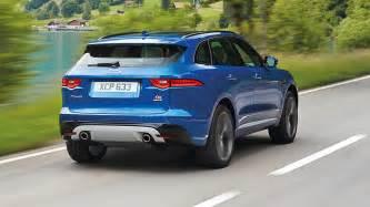 B Jaguar Jaguar F Pace 2016 El Crossover Deportivo De Jaguar Ya