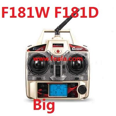 Dfd F181 With Headless Rc Remote Quadcop dfd f181w f181d rc quadcopter parts transmitter remote controller big