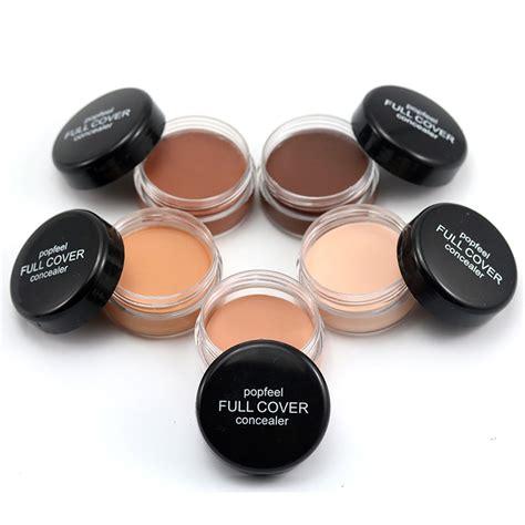 color concealer 5 colors jar concealer cream face lip eye foundation spot