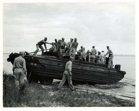 duck boat ww2 160 dukw at tyndall field florida wwii dukw 353 the