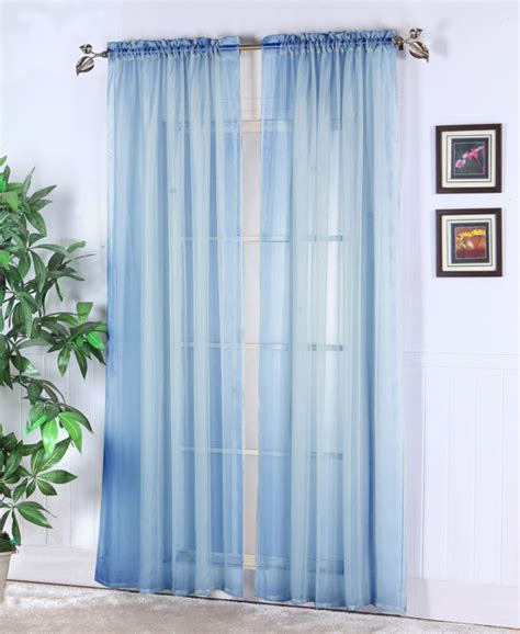 Light Blue Sheer Curtains Light Blue Sheer Curtains