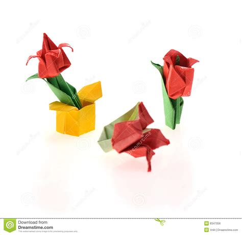 Tiny Origami - tiny origami royalty free stock photo cartoondealer