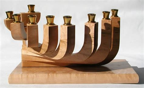 woodworking creations naturally wood creations multi design menorah adjustable