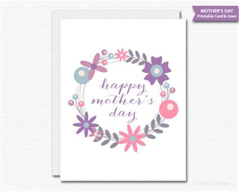printable christmas cards for grandma mother s day card happy mother s day printable digital