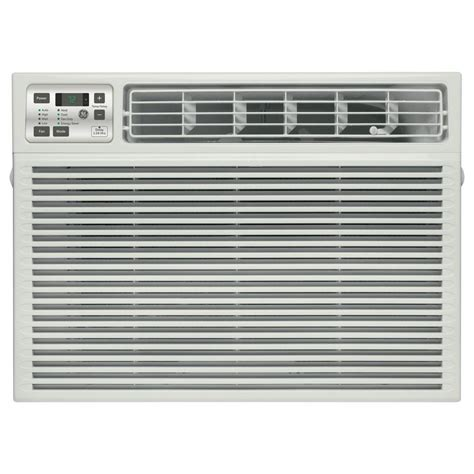 can a window air conditioner cool rooms ge 24 000 btu 230 volt electronic heat cool room window air conditioner aee24dt the home depot