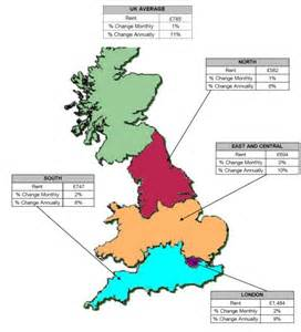 average rent in the uk lsl cost of a new home jumps by 163 1 300 a week with seven