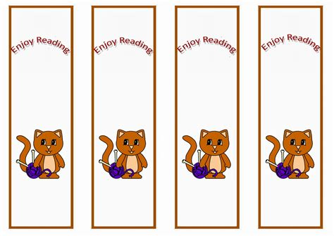 printable bookmarks of animals animals bookmarks birthday printable