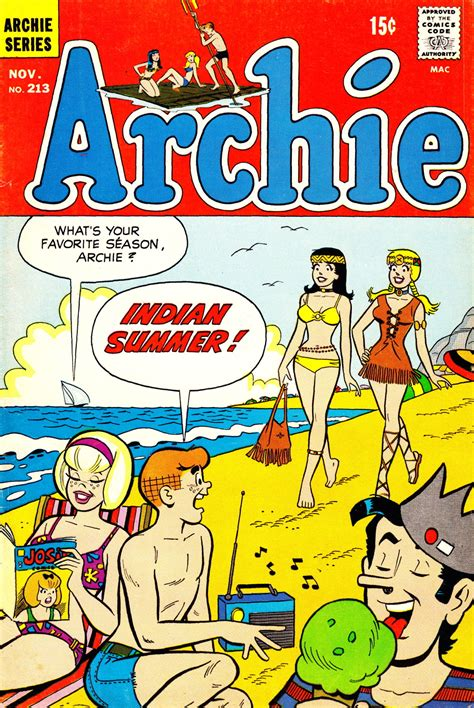 bett comic archie comics