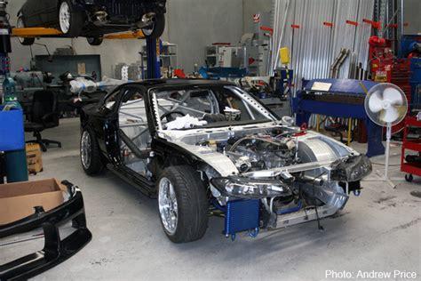 build a car workshop builds gt gt a drift car in 3 months pt ii speedhunters