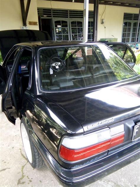 Jual Alarm Mobil Bogor jual corolla twincam 1 6 mobilbekas