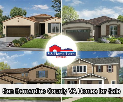 san bernardino county california va homes for sale