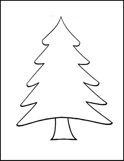 28 best easy christmas tree drawing christmas tree