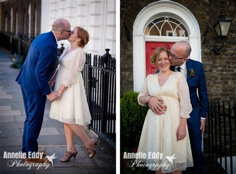 Marylebone Registry Office Wedding   Lou   Andy   Annelie