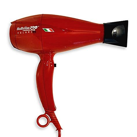 Babyliss Hair Dryer Made In babyliss pro volare v1 hair dryer in bed bath beyond