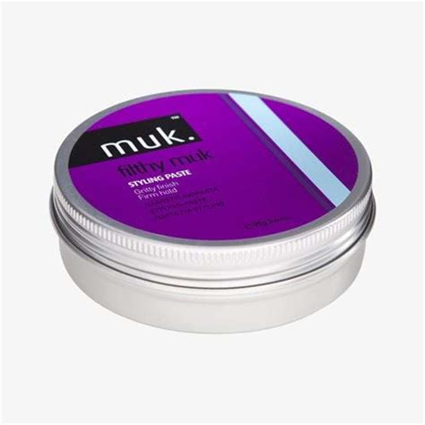 Filthy Muk Pomade Styling Paste Made In Australia Free Leather Clutch buy hair styling products muk