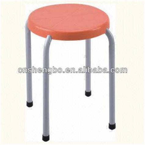 Plastic For Stools by Durable Cheap Stackable Plastic Stool Global Sources