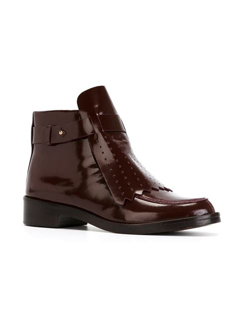 burch shoes for burch hyde boots in lyst