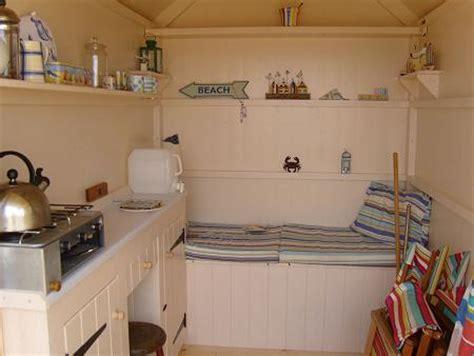 custom  beach hut interiors