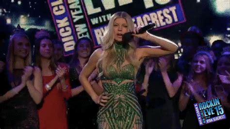 new year 2015 gif images fergie nyre 2015 gif by new year s rockin find