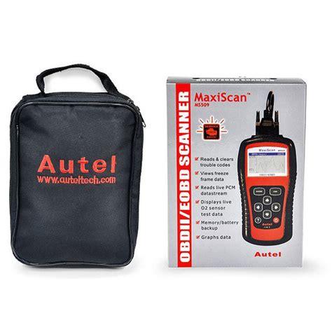 Autel Maxiscan Ms509 Obd Scan Tool Obd2 Scanner Mobil Oem Guaranted autel maxiscan ms509 obd scan tool obd2 auto code reader