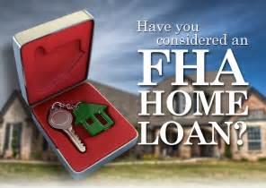 home loans fha home loans