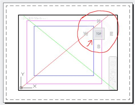 M Drawing In Autocad by Autocad How Can I Rotate A Drawing Inside Viewport