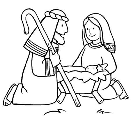 imagenes para dibujar nacimiento pesebre de bel 233 n dibujos de navidad