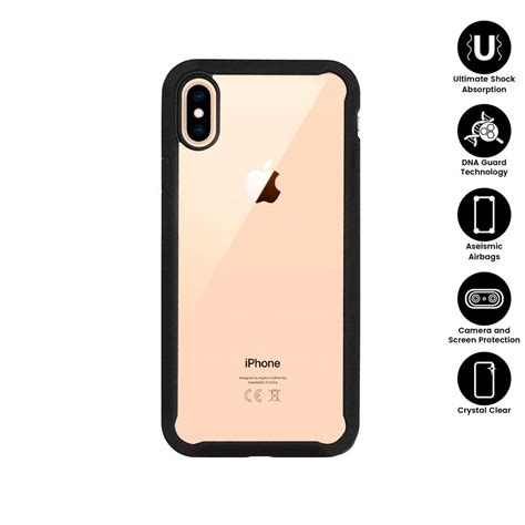 apple iphone xs max 6 5 quot x one drop guard 2 0 upgraded version authorised x one