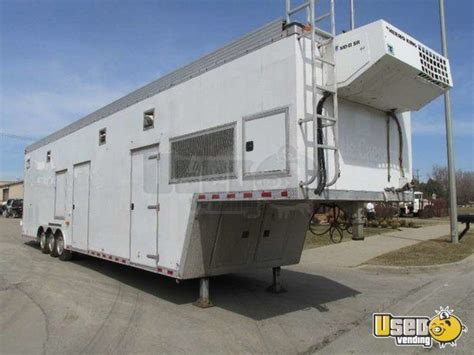 kitchen trailer for sale new listing http www usedvending i mobile kitchen pizza concession trailer for sale in