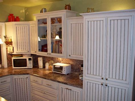 beaded kitchen cabinets mf cabinets