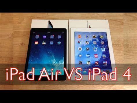 Air Vs 4 comparativa air vs 4