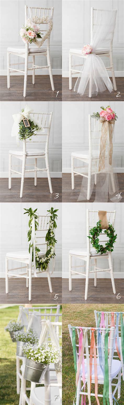 diy wedding chair ideas 8 beautiful diy wedding chair decorations