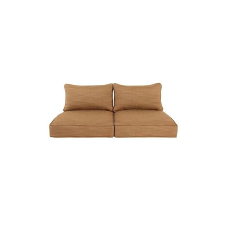 replacement loveseat cushions martha stewart living lily bay lake adela surf replacement